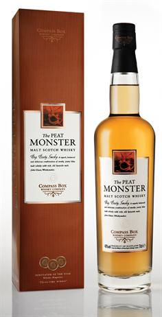 Compass Box Scotch Peat Monster